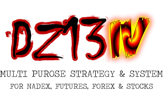 DZ13 iv Multi Purpose Strategy & System for NADEX, Futures, Forex & Stocks